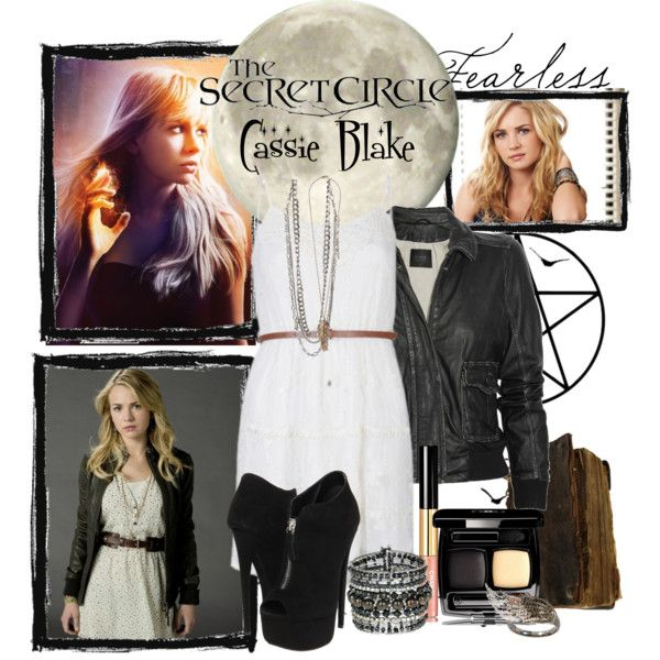 Cassie Blake - The secret circle