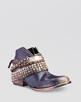 FREEBIRD by Steven Booties - Mezcal Low Wrap | Bloomingdale's