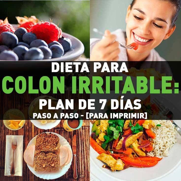 desayuno para el colon irritable