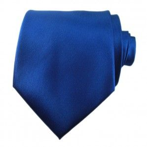 Royal Blue Neckties