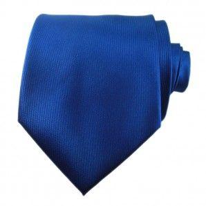 Royal Blue Neckties