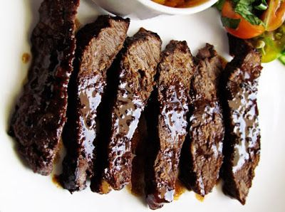 Top Round Steak: London Broil