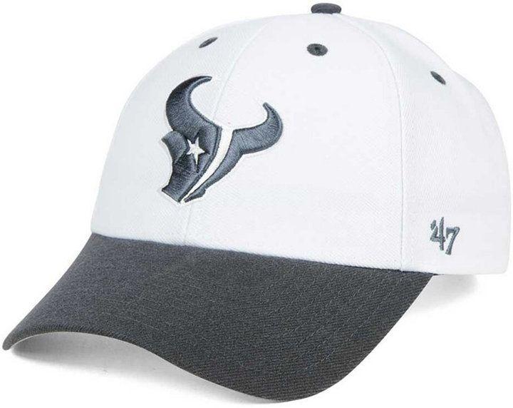 '47 Houston Texans Audible 2-Tone Mvp Cap