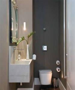 [ Simplesmente Nós ]: Banheiros pequenos mas muito bem decorados.