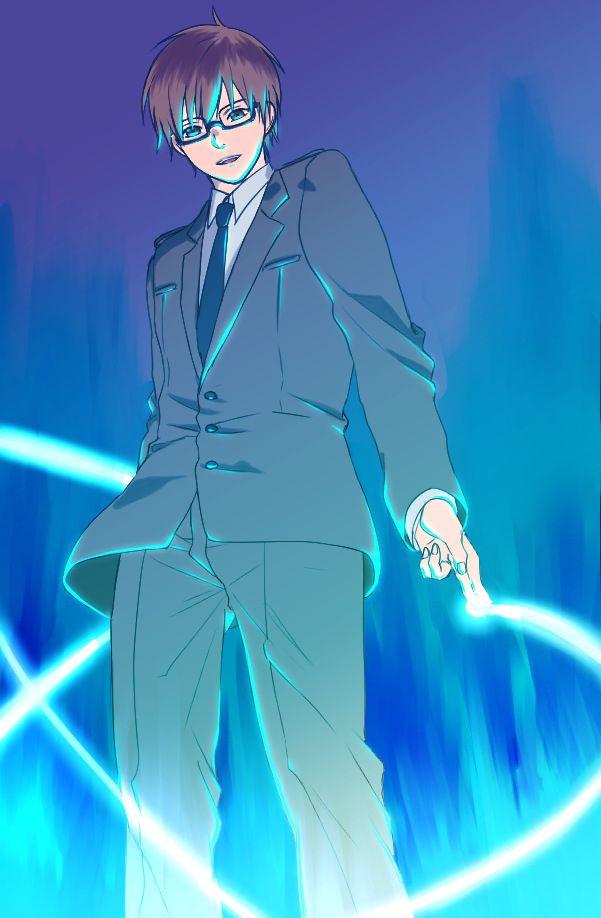 Kazuma // Noragami