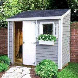 Looking At This Shed For My Backyard At Home Depot Have