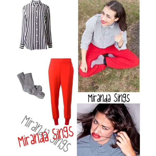 Miranda Sings my Halloween costume!!