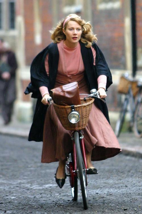Gwyneth Paltrow as poet, Sylvia Plath in 'Sylvia', 2003.