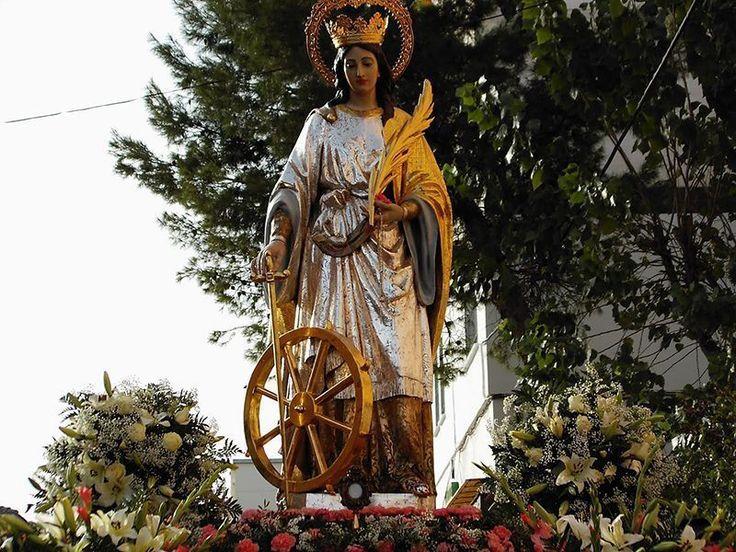 Oración a Santa Catalina para amansar, dominar y Amarrar