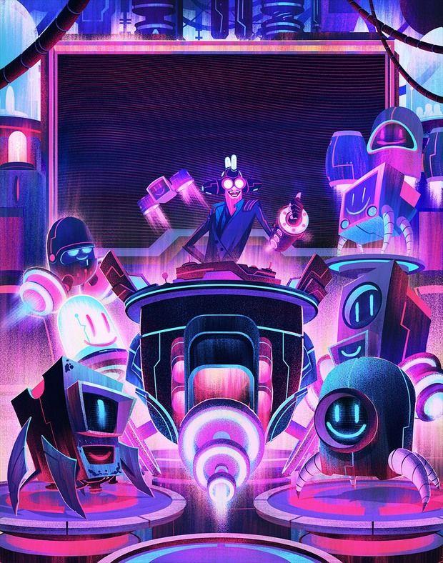Robot Workshop by Brian Miller