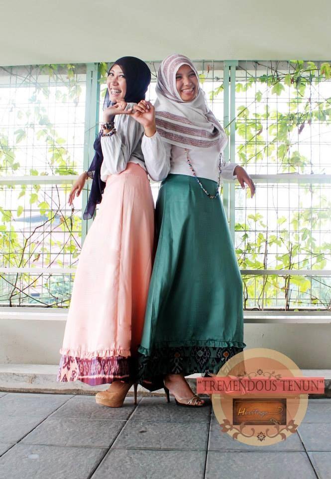 Tenun Material, made in Indonesia