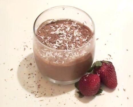 Chocolate Kahlua Mousse  www.hispanickitchen.com