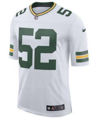 Nike Men's Clay Matthews Iii Green Bay Packers Vapor Untouchable Limited Jersey - White S