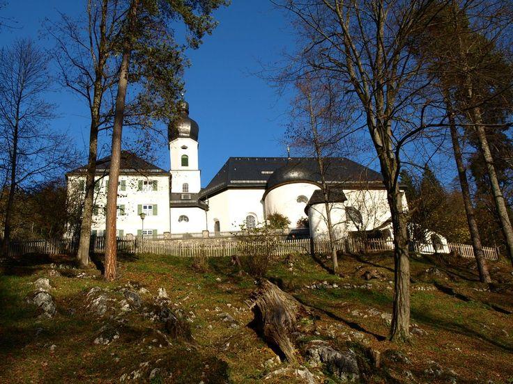 Garmisch-Partenkirchen - Sankt Anton, Wallfahrtskirche St. Anton