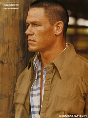 John Cena by Weber