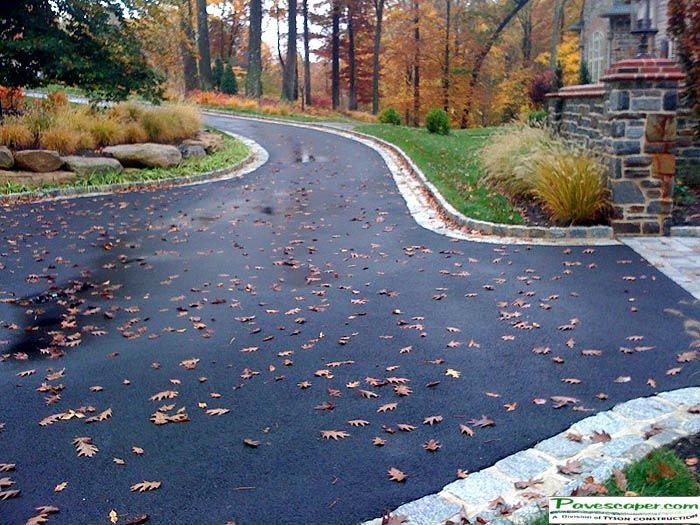 Asphalt paver driveways   ... Paver Installation Contractors, Paver Driveways, Commercial