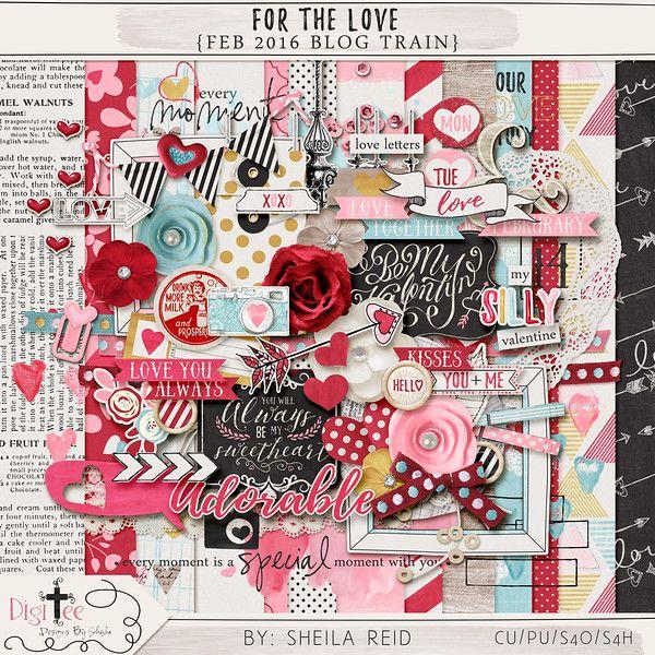 Wednesday's Guest Freebies ~ Digi T Designs by Sheila * Follow the Free Digital Scrapbook board for daily freebies: https://www.pinterest.com/sherylcsjohnson/free-digital-scrapbook/ * Visit GrannyEnchanted.Com for thousands of digital scrapbook freebies. *