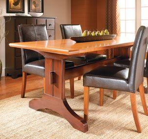 216 besten farmhouse tables bilder auf pinterest | tische, Esszimmer dekoo