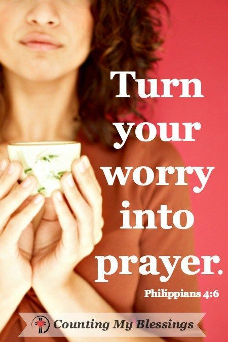 Stop Worrying! It's Not Good for You – The Thin Place | A Christian Living Blog
