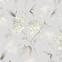 Фото: Обои акварельные цветы CAT202 - Ампир Декор