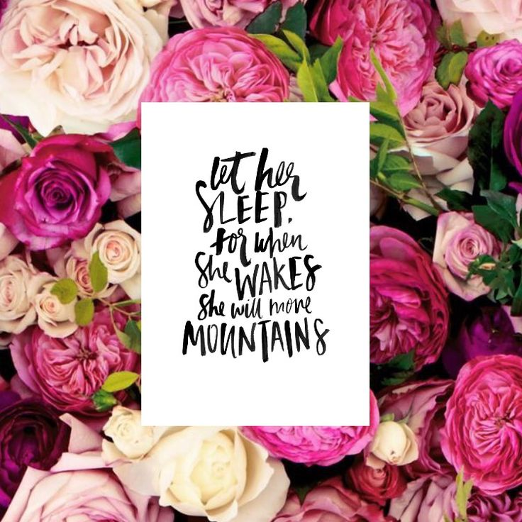 Move Mountains. A beautiful baby girls nursery print all HANDMADE and NEW to our store! Grab yours at www.sunflowerlab.com.au