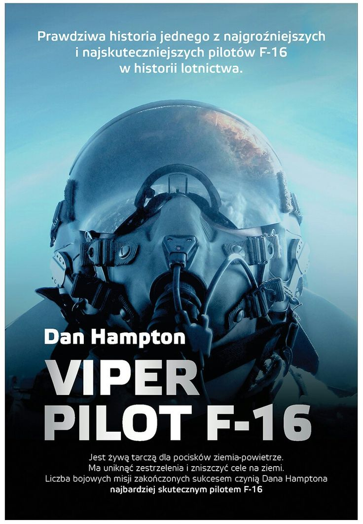Amerykański pilot myśliwski latający na F-16 opisuje przebieg podniebnych wojen na Bliskim Wschodzie. Książka dla mężczyzn pragnących poznać tajniki współczesnego lotnictwa, a właściwie opis walki na samolocie F-16. Przeznaczonym do zwalczania rakiet ziemia-powietrze.  Warta przeczytania.