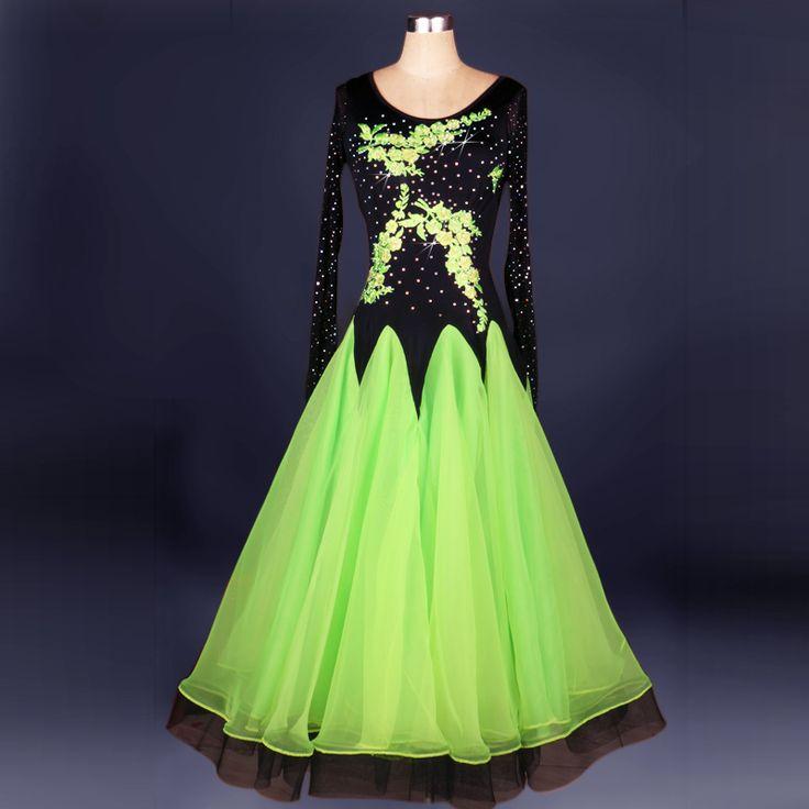 49 best Ballroom Dance Dresses images on Pinterest   Ballroom ...