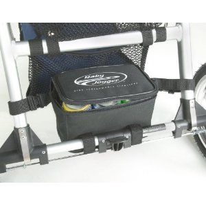Cooler Bag - Bring in your own juice boxes and snacks! Attaches to any stroller!