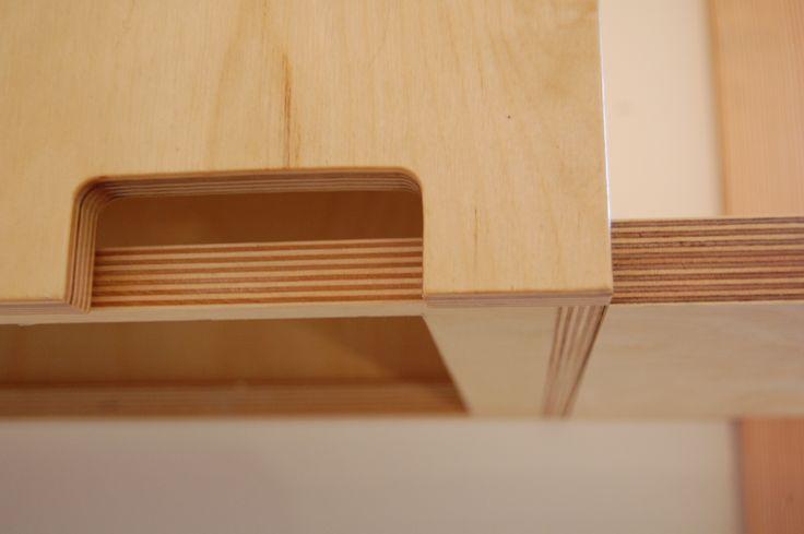 birch plywood kitchen - Google Search