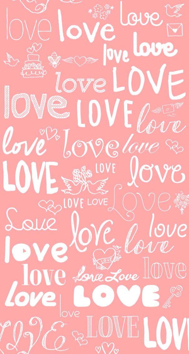 Fondo de pantalla de love!!