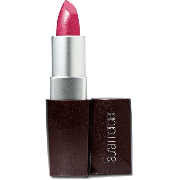 LAURA MERCIER Shimmer lip colour (£20) ❤ liked on Polyvore featuring beauty products, makeup, lip makeup, lipstick, plum wine, laura mercier lipstick, laura mercier and moisturizing lipstick
