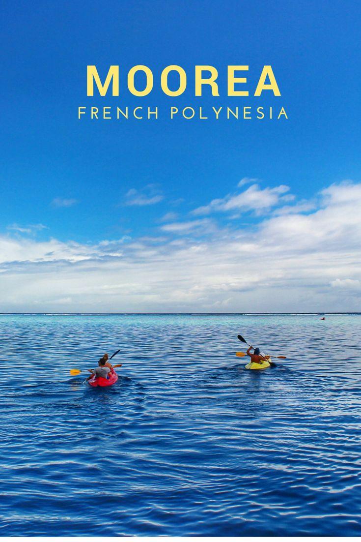 A dreamy island getaway - Moorea, French Polynesia   Tahiti   www.theadventureiscalling.com
