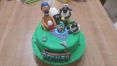 Sims Cake Shop: Festa de Aniversário do Afonso