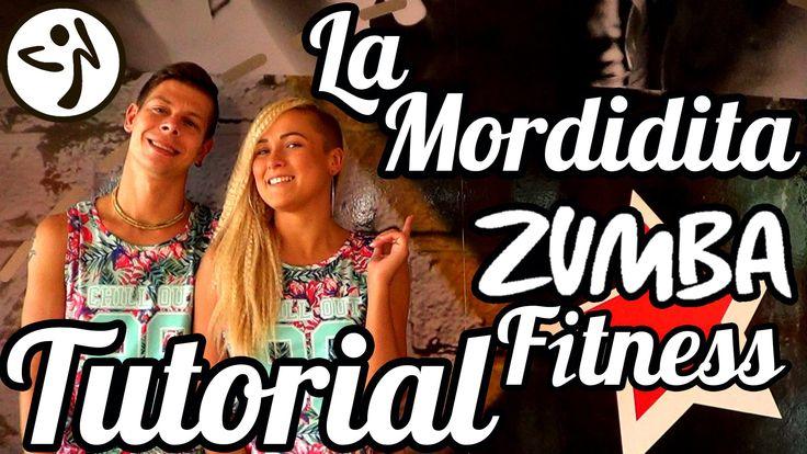TUTORIAL for Zumba Fitness - LA MORDIDITA by Ricky Martin