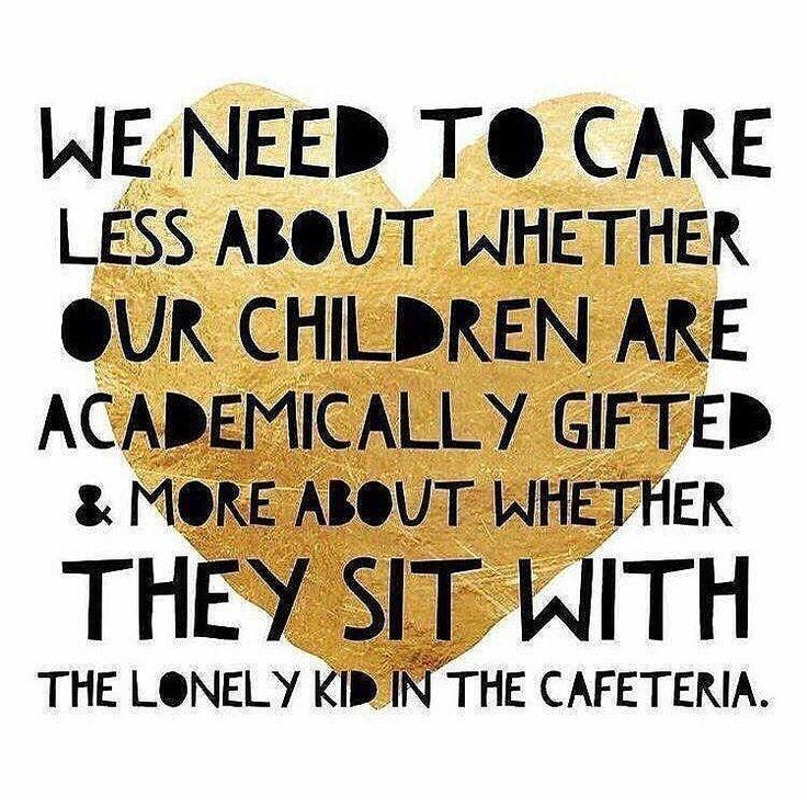 Kindness matters. (rp via @whattheteacherwants)