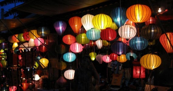 Local Lantern shop in Hoi An, Vietnam  http://www.customvietnamtravel.com/vietnam-tours/classic-tours/the-taste-of-vietnam.html