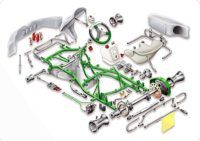 Shifter karts for sale, shifter karts chassis, engines, tires, axles, frames, bodies and more.