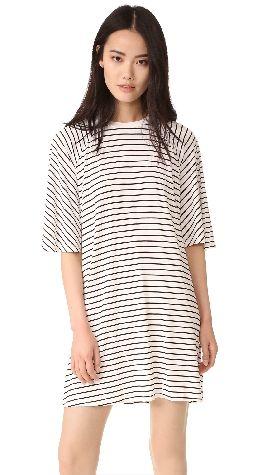 Stripe Dress Under $100