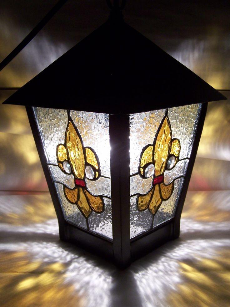 Resultado de imagen para pinterest lamparas tiffany