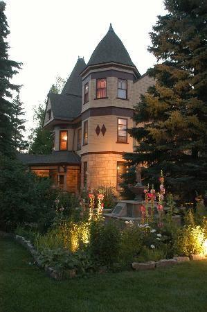 Ivinson museum & mansion Laramie Wyo