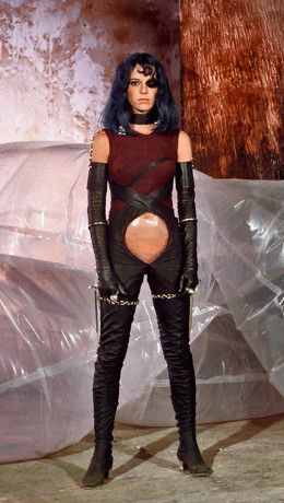 Barbarella villain | Comic-Con Ideas | Pinterest | Stick ...