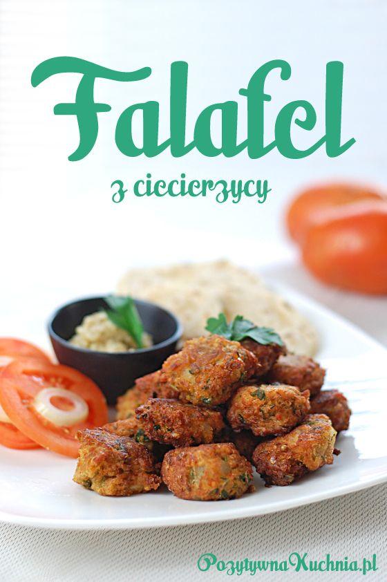#falafel - #przepis na falafela z ciecierzycy  http://pozytywnakuchnia.pl/falafel/  #kuchnia #obiad #przekaski