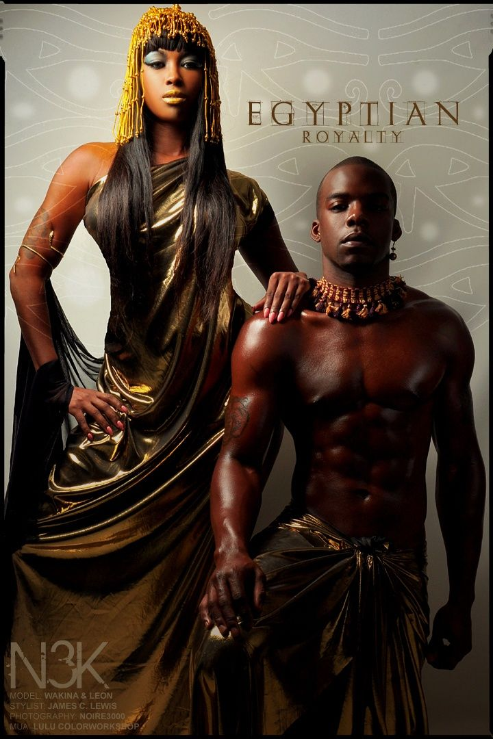 black egyptian queens and kings - Google Search