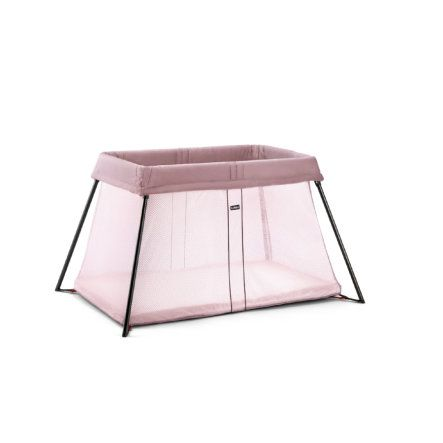 BABYBJÖRN Reisebett Light Pink bei baby-markt.ch - Ab 80 CHF versandkostenfrei ✓ Schnelle Lieferung ✓ Jetzt bequem online kaufen!