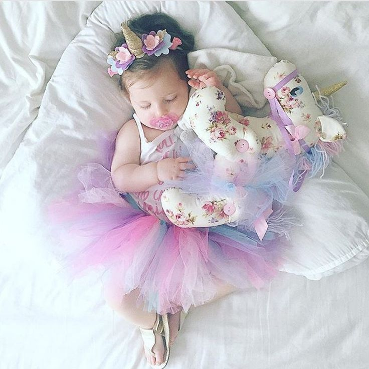 This Is A Super Cute First Birthday Outfit Unicorn