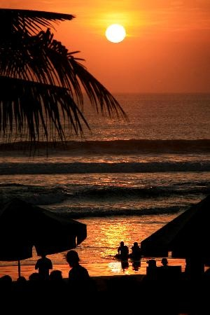This is the view I'll be seeing in 2 weeks - Legian, Bali, Indonesia