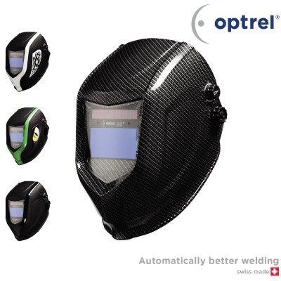 Maska za zavarivanje Optrel - p550 | Seibl TradeMaska za zavarivanje p550 je savršena za uobičajene metode zavarivanja. Odličan kvalitet ADF-a (displeja) u kombinaciji sa modernom i kvalitetnom školjkom garantuje dug radni vek i dobar standard za radnike. Mogućnost dodavanja adaptera za šlem takođe garantuje da ova maska pruža odličan nivo udobnosti i zaštite. Zahvaljujući novo razvijenom konceptu  bočnih poklopaca, zavarivač može da menja izgled svoje maske.