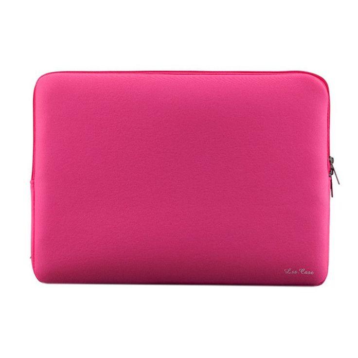 "Portable Laptop Bag Zipper Soft Sleeve Design Laptop Case for 14-inch 14"" Ultrabook Laptop Notebook 7 Color for Macbook Ipad PRO"
