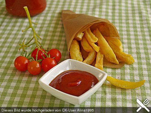 Selbstgemachtes Ketchup, ein schönes Rezept aus der Kategorie Vegetarisch. Bewertungen: 120. Durchschnitt: Ø 4,6.