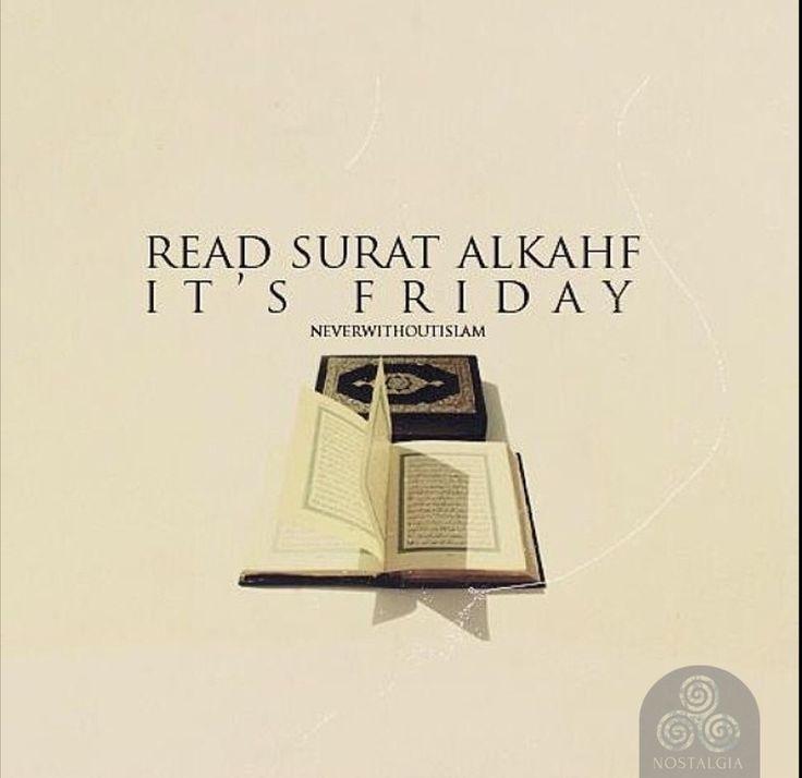 Friday #Islamic #Quran #Alkahf